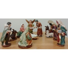 Nativity Set, 11 Figures