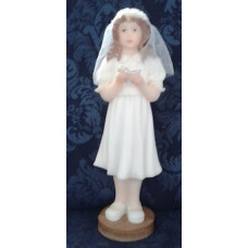 Statue, Communion Girl