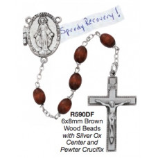 Rosary, Prayer Petition Locket Rosary