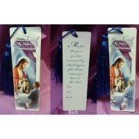 Bookmark, First Holy Communion