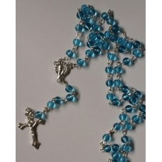 Rosary, Our Lady Rosary Aqua