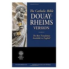 Bible, Douay-rheims Version Holy Bible