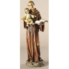 Statue, St. Anthony 10""