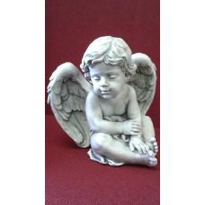 Statue, Cherub Garden Angel