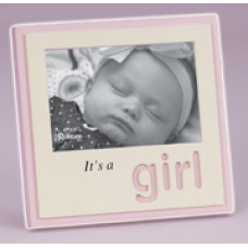 Frame, It's a Girl Picture Frame
