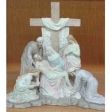 50% OFF Statue, Descent from the Cross, Galleria Devina