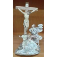 50% OFF Statue, Crucifixion, Galleria Devina
