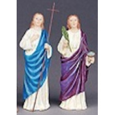 Statue, Female Saints