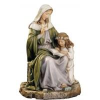"""Statue, Saint Anne 7"""""""