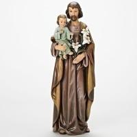 "Statue, St Joseph 18"""