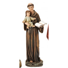 "Statue, Saint Anthony 14.5"""