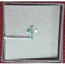 Cross Tie Clasp, Child's