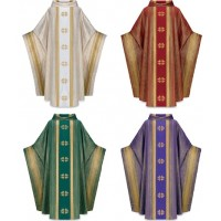 Vestment, Chasuble, Monastic in Green