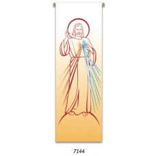 Church Banner, Devine Mercy