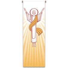 Church Banner, Resurrection