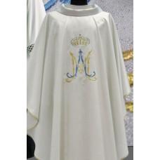 Vestment, Chasuble, Marian Symbol