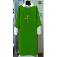 Deacon Dalmatic, Chi Rho