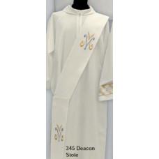 Deacon Stole Marian #345