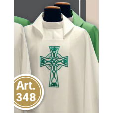 Vestment, Chasuble Celtic Cross #348