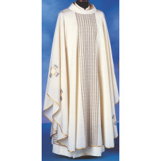 Vestment,Chasuble with Three Crosses on side