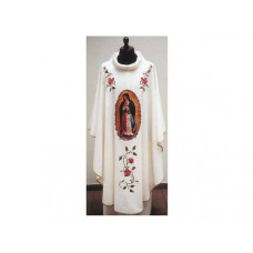 Vestment, Chasuble Our Lady of Guadalupe #859