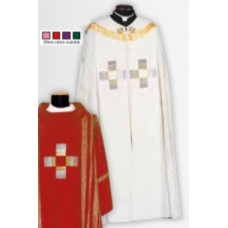 Vestment, Cope Linea Cross