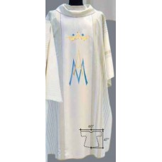 Deacon Dalmatic Marian #815