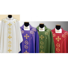 Vestment, Chasuble in Green or Purple