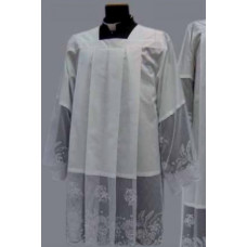 Surplice,  with Lace #71