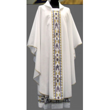 Vestment, Chasuble Marian #821