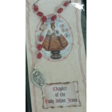 Chaplet of Infant of Prague