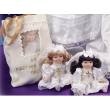 "Communion 5"" Porcelain Doll"