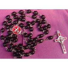 Confirmation Rosary, Red