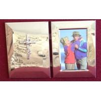 Frame, 25th Anniversary Folding Frame