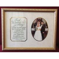 Frame, Irish Wedding Blessing