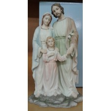 50% OFF Statue, Holy Family
