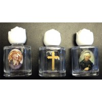 Holy Water Bottle, Glass, Choose picture