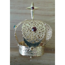 Infant of Prague Crown for statuary