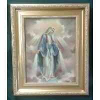 50% OFF Our Lady of Grace Framed Picture