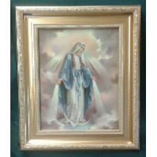 Framed Picture, Our Lady of Grace