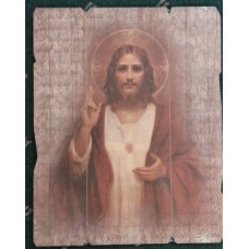 Picture, Sacred Heart of Jesus