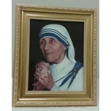 Picture, Saint Teresa of Calcutta, Mother Teresa Framed