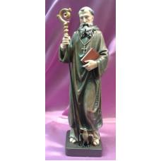 Statue, St Benedict