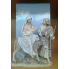 50% OFF Statue, The Flight into Egypt